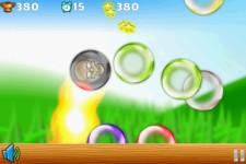 Ninja vs Bubbles screenshot 2/2