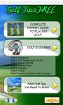 Expert Golf Tips Free screenshot 2/3