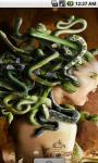Medusa Myth Live Wallpaper screenshot 1/4
