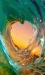 Love Waves Live Wallpaper screenshot 3/3