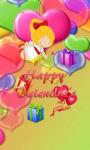 Happy valentine cupid candy bonus game free screenshot 1/4