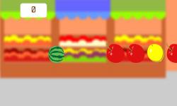 Crazy Flying Fruits screenshot 1/4