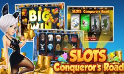 Slots Conqueror's Road Free screenshot 1/6