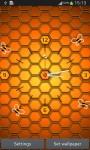 Honeycomb Clock screenshot 1/6