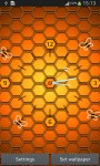 Honeycomb Clock screenshot 2/6