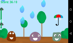 Umbrella and Soil Monsters screenshot 2/6