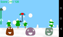 Umbrella and Soil Monsters screenshot 3/6