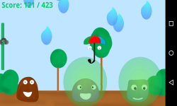 Umbrella and Soil Monsters screenshot 4/6