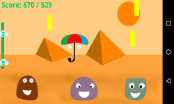 Umbrella and Soil Monsters screenshot 5/6