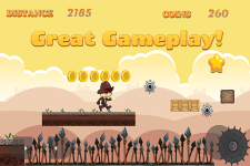 Jump Raiders: Fipper Adventure screenshot 1/4