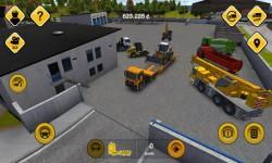 Bau simulator 2014 3D Premium Edition screenshot 3/4