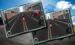 Speedy Moto Bike Rivals Racing Game screenshot 2/4