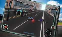 Speedy Moto Bike Rivals Racing Game screenshot 3/4
