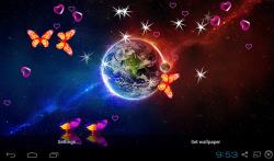 3D Planet Live Wallpapers screenshot 4/5