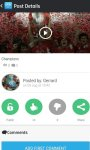 FanStorm Football Fans screenshot 2/5