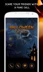 Halloween Fake Call screenshot 1/6