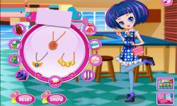 Locksies Girls Kari Dress Up screenshot 2/3