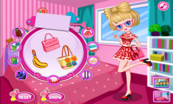 Locksies Girls Kari Dress Up screenshot 3/3