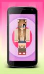 Package Skins For Girls Minecraft screenshot 1/4