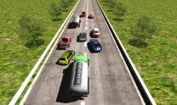 Cars Traffic Racer games screenshot 2/3