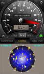 GPS Racing Speedometer screenshot 1/4