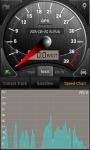 GPS Racing Speedometer screenshot 2/4