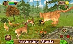 Furious Cougar Simulator screenshot 1/5