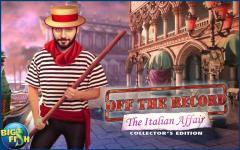 Off the Record Italian Full maximum screenshot 2/6