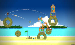 Angry Birds Survival New screenshot 3/6