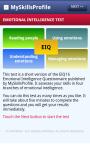 EIQ Emotional Intelligence Questionnaire screenshot 1/5
