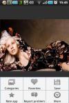 Sexy Christina Aguilera Wallpapers screenshot 2/2
