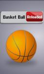 BasketBall  Reloaded screenshot 1/3