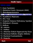 Learn Health Topics screenshot 5/6