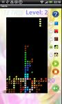 Splendid Tetris screenshot 2/3