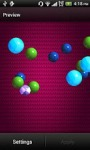 ColorFul Balls LiveWallpaper HD screenshot 2/4
