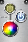 LED FlashLight Deluxe screenshot 1/1