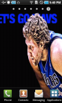Dirk Nowitzki LWP screenshot 2/3