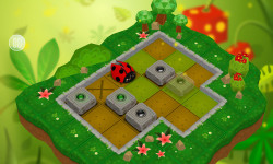 Sokoban Garden 3D screenshot 2/4