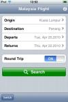 Malaysia Flight screenshot 1/1