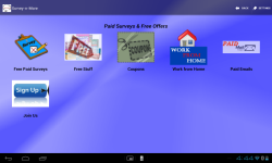 Survey-n-More : Paid Surveys and Freebies screenshot 4/5