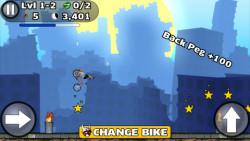 Bike Racing Plus screenshot 2/5