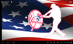 New York Yankees 3D Live Wallpaper FREE screenshot 2/6