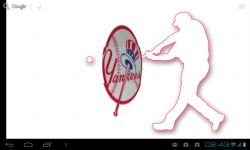 New York Yankees 3D Live Wallpaper FREE screenshot 4/6