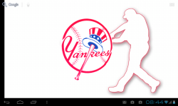 New York Yankees 3D Live Wallpaper FREE screenshot 5/6