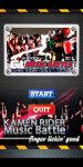 Music Battle Kamen Rider Girls screenshot 1/3