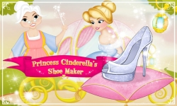 Princess Cinderella's Shoe Maker screenshot 1/5