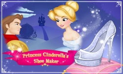 Princess Cinderella's Shoe Maker screenshot 2/5
