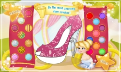 Princess Cinderella's Shoe Maker screenshot 4/5