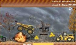 Crazy Truck Racing Hd screenshot 1/4
