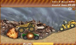 Crazy Truck Racing Hd screenshot 2/4